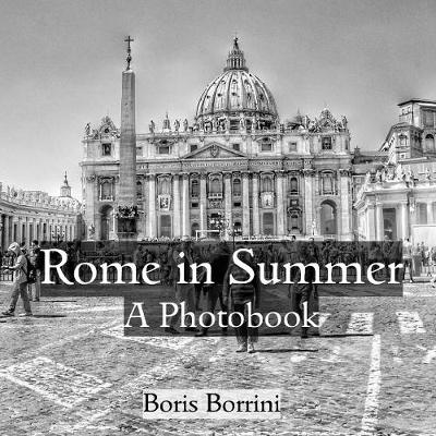 Rome in Summer: A Photobook (Paperback)