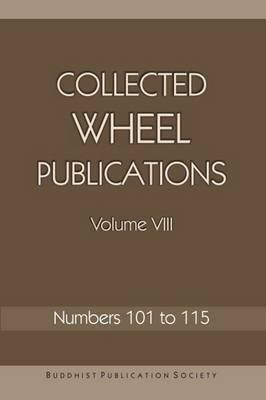 Colllected Wheel Publications: Volume VIII (Paperback)
