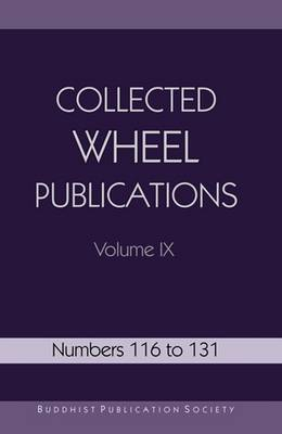Collected Wheel Publications: Numbers 116 to 131: Volume IX (Paperback)