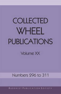 Collected Wheel Publications: Volume XX (Paperback)