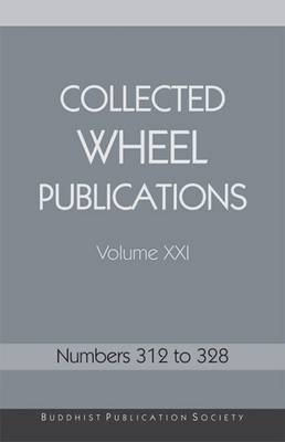 Collected Wheel Publications: Volume XXI (Paperback)