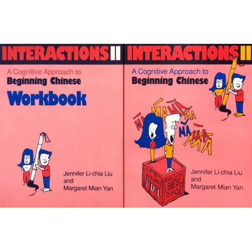 Interactions: Cognitive Apporach to Beginning Chinese (Paperback)