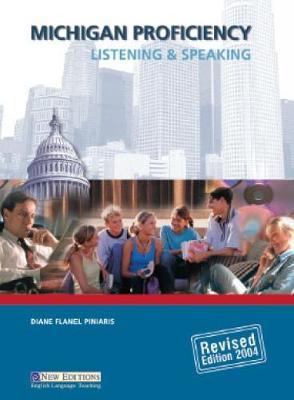 Michigan Proficiency Listening and Speaking: Michigan Proficiency Listening & Speaking Student Book (Paperback)