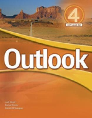 Outlook 4 (Paperback)