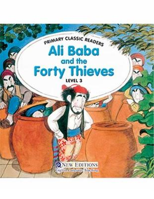 Primary Classic Readers 3: Ali Baba and the Forty Thieves with CD