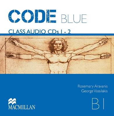 Code Blue B1 Class Audio CDs (2) (Board book)