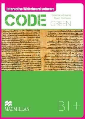 Code Green B1+ Interactive Whiteboard Material (Board book)