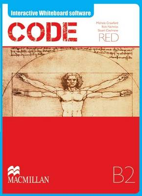 Code Red B2 Interactive Whiteboard Material (Board book)