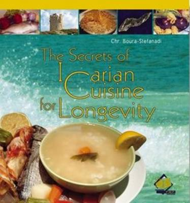 The Secrets of Icarian Cuisine for Longevity (Paperback)