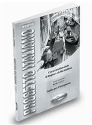 Nuovo Progetto italiano: Guida didattica 2(Level B1-B2) (Paperback)