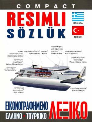 Compact Visual Dictionary Greek-Turkish (Paperback)