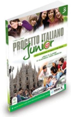 Progetto italiano junior: Libro + Quaderno + CD audio + DVD 3 (livello B1)