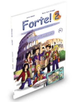 Forte!: Guida per l'insegnante 2 (Paperback)