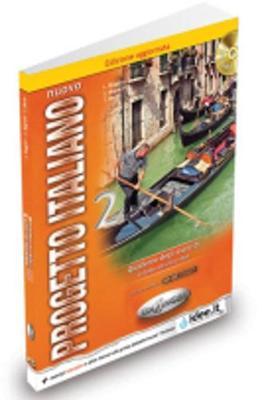 Nuovo Progetto italiano: Quaderno degli esercizi 2 + CD-audio (Level B1-B2)