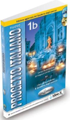 Nuovo Progetto italiano (split version: 4 volumes): Libro studente + quaderno de