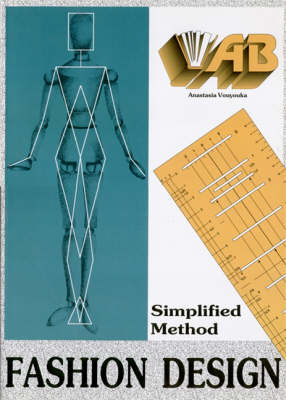 Simplified Method Fashion Design: Training Course Book and Template (Paperback)