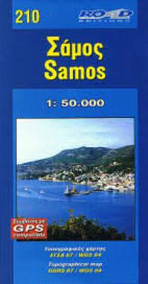 Samos (Sheet map)