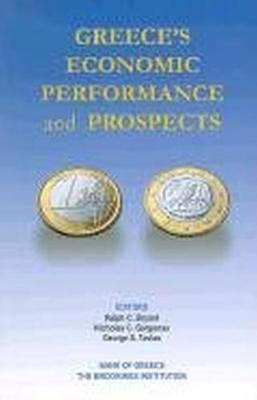 Greece (TM)s Economic Performance and Prospects (Paperback)