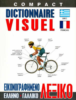Compact Visual Dictionary Greek-French (Paperback)