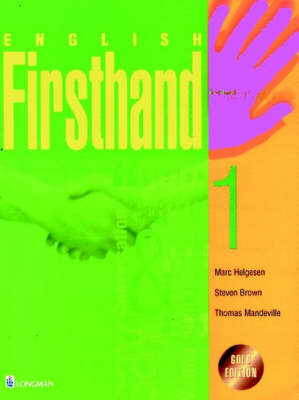 English Firsthand Gold (Paperback)