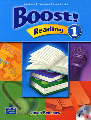 Boost! Reading Level 1 SB w/CD (Paperback)