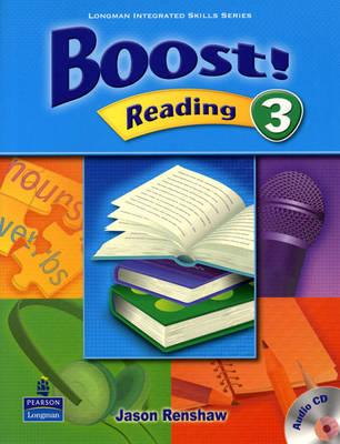 Boost! Reading Level 3 SB w/CD (Paperback)