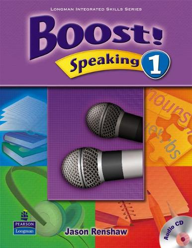 Boost! Speaking 1