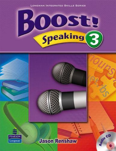 Boost! Speaking 3