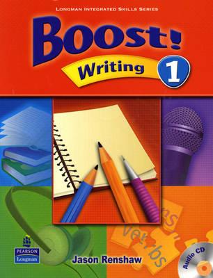 Boost! Writing Level 1 SB w/CD (Paperback)