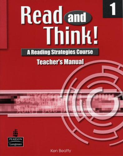 Read and Think: Read & Think Teachers Book 1 Teachers Book Bk. 1 (Paperback)