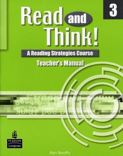 Read & Think Teachers Book 3 (Paperback)