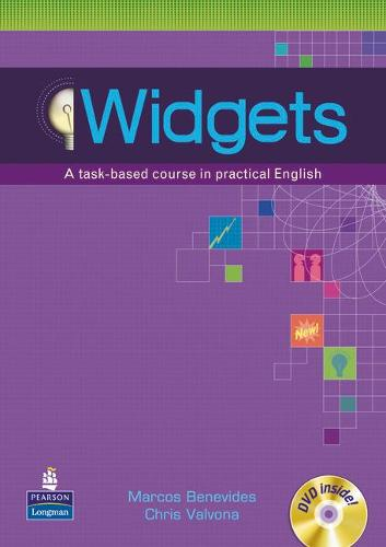 Widgets Student book with DVD
