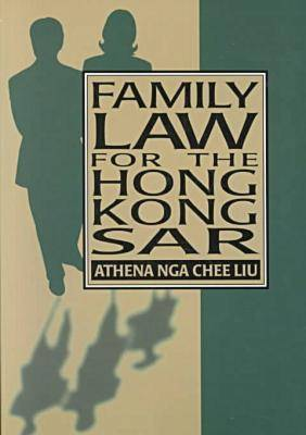 Family Law for the Hong Kong SAR (Paperback)