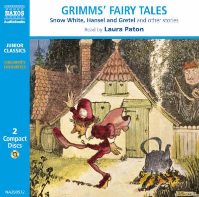 Grimms' Fairy Tales, Vol. 1: Snow White, Hansel and Gretel, etc: Snow White, Hansel and Gretel and Other Stories - Children's Classics S. (CD-Audio)
