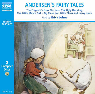 Andersen's Fairy Tales: The Ugly Duckling, The Emperor's New Clothes, etc. - Children's Classics S. (CD-Audio)
