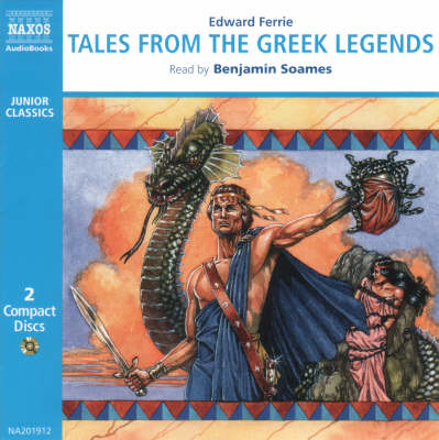 Tales from the Greek Legends - Junior Classics (CD-Audio)