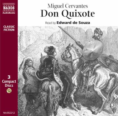 Don Quixote - Classic Fiction (CD-Audio)