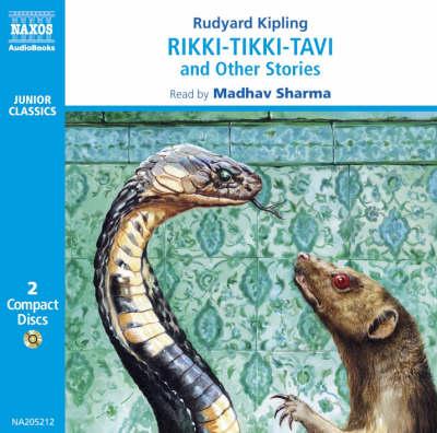 Rikki-Tikki-Tavi - Junior Classics (CD-Audio)