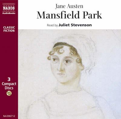 Mansfield Park - Classic Fiction (CD-Audio)