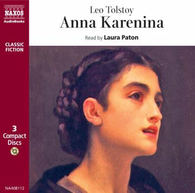 Anna Karenina - Classic Fiction (CD-Audio)