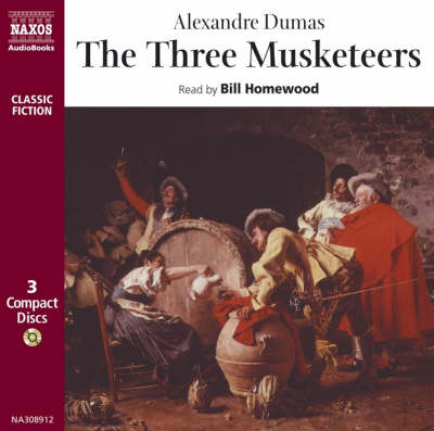 The Three Musketeers - Classic Fiction (CD-Audio)