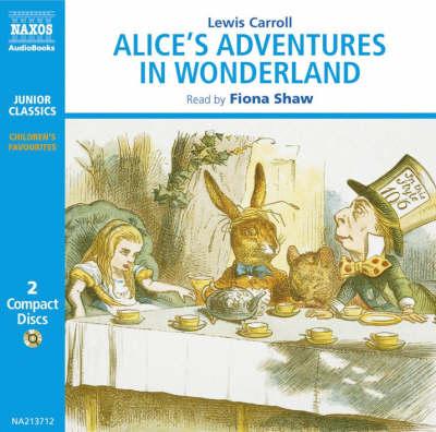 Alice in Wonderland - Junior Classics (CD-Audio)