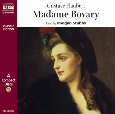 Madame Bovary (CD-Audio)
