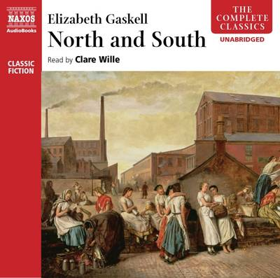 North and South - Classic Fiction (CD-Audio)