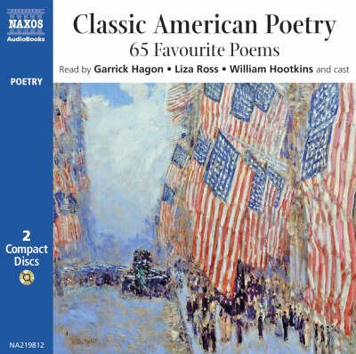 Classic American Poems (CD-Audio)