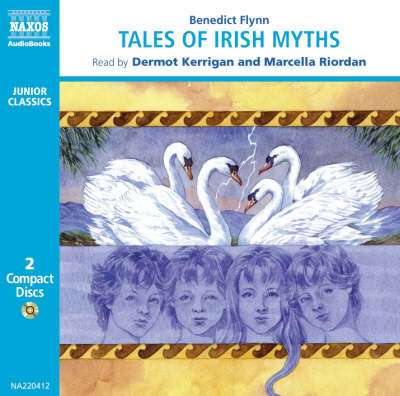 Tales of Irish Myths - Junior Classics (CD-Audio)