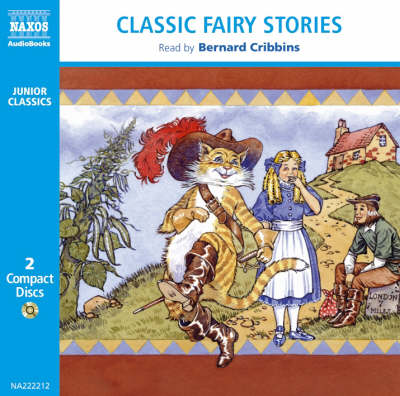Classic Fairy Stories - Junior Classics (CD-Audio)