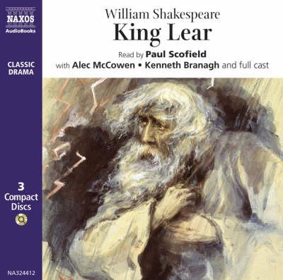 King Lear (CD-Audio)