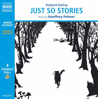 Just So Stories (CD-Audio)