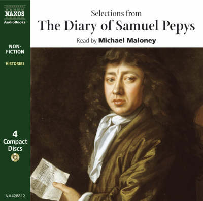 The Diary of Samuel Pepys: Selections (CD-Audio)